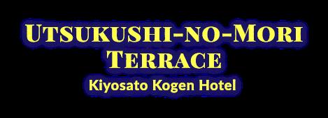 UTSUKUSHI-NO-MORI TERRACE Kiyosato Kogen Hotel